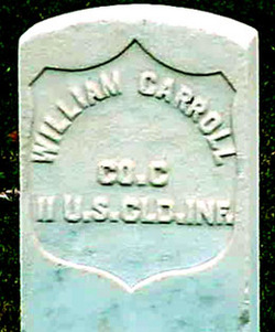 Pvt William Carroll